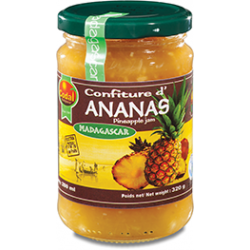 Confiture CODAL Ananas 320 g {attributes}
