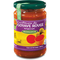 Confiture CODAL Goyave Rouge 320 g {attributes}