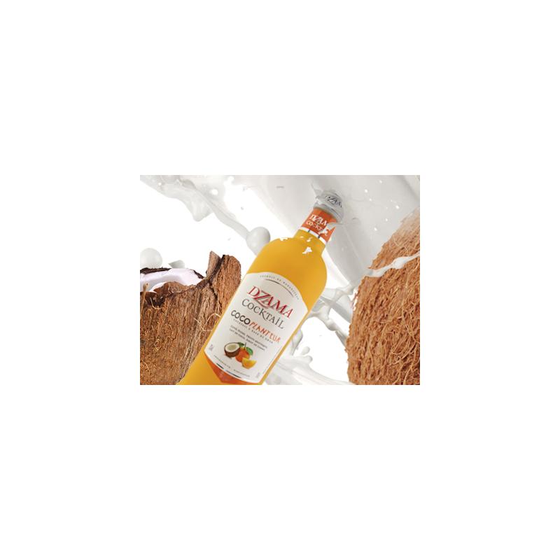 Cocktail Coco Planteur DZAMA  70 cl {attributes}