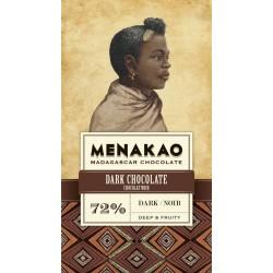 72 % chocolat noir 75gr {attributes}