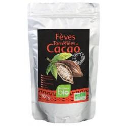 Feves torrefies de cacao RACINES BIO 200 g {attributes}