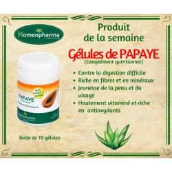 PAPAYE Gelules  /Bte de 70 {attributes}