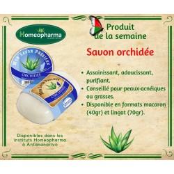 SAVON ORCHIDEE 60 grs {attributes}
