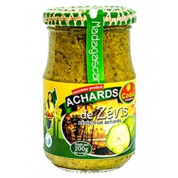 Achards de zevis CODAL 200 g {attributes}