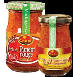Pate de piment rouge CODAL 100 g {attributes}