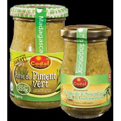 Pate de piment vert CODAL 100 g {attributes}